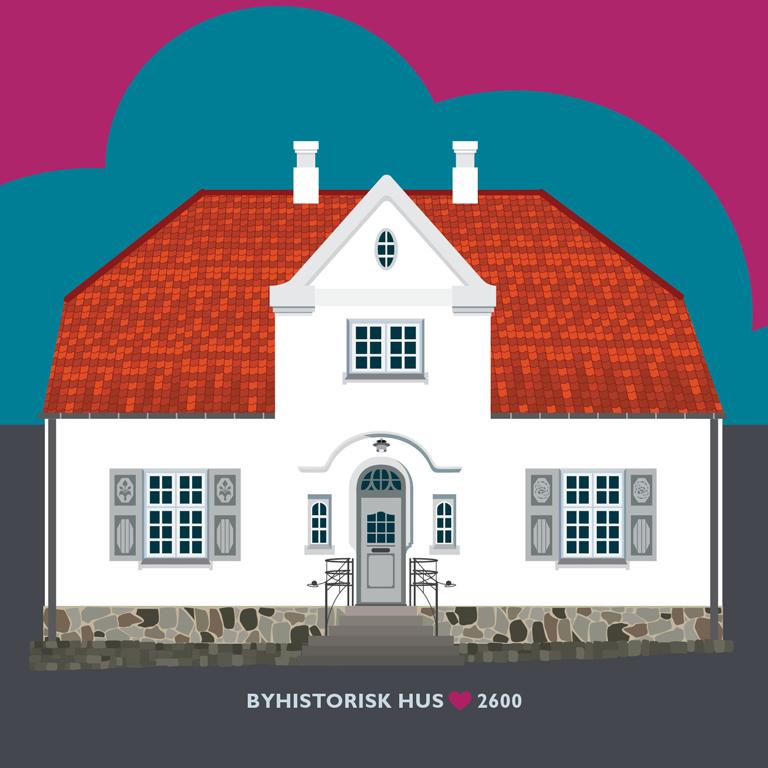 Byhistorisk Hus