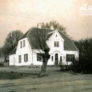 Glostrup Præstegård 1906