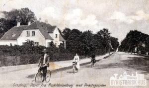 Glostrup Præstegård 1917