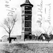 Glostrup Vandtårn 1906