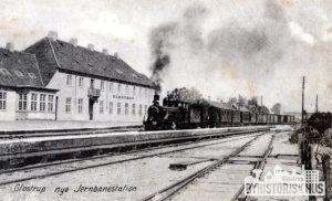 Glostrup Station 1918